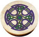 Walton's Irish Music WM2515 18 Fanore Cross Bodhran