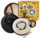 "Walton's Irish Music WMP2532 15"" Chase Bodhran Pack"