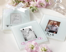 Kate Aspen 27083NA Personlized Frosted-Glass Photo Coaster (set of 12)