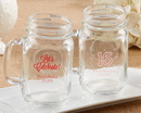 Kate Aspen 30036NA-BD Personalized 16 oz Mason Jar Mug - Birthday