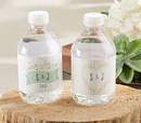 Kate Aspen 31304NA Personalized Water Bottle Labels - Kate's Rustic Wedding Collection