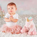 Baby Aspen BA15191NA Rosie the Unicorn Plush Plus Tutu