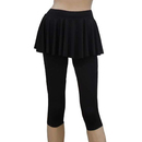 GOGO TEAM Womens Yoga Pants Sport Running Dance Wear Skirt Short Leggings