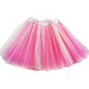 GOGO TEAM Girl's Tutu Skirt Ballet Dance Skirt Party Fairy Costume Skirt