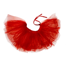 TopTie Girls Tutu Sheer Wrap Skirt Ballet Skirt Ballet Dance Dancewear