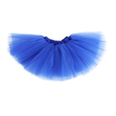 TopTie Women's Tutu 3-layered Tulle Skirt Ballet Dance Fluffy Skirt