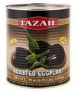 Tazah 0334AL Roasted Eggplant 6/6.2 Lbs