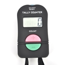 GOGO Electronic Tally Counter with Lanyard, 4 Digit LCD Counter Clickers, Count Up and Down and Resettable