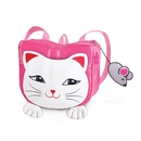 Kidorable BACKPACK-CAT Lucky Cat Backpack Pink, One-Size