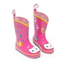 Kidorable BOOT-CAT Lucky Cat Rain Boots