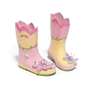 Kidorable BOOT-LOTUS Lotus Flower Rain Boots
