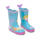 Kidorable  BOOT-MER Mermaid Rain Boots