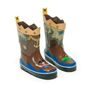 Kidorable BOOT-PIRATE Pirate Rain Boots