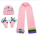 Kidorable KNITWESR-GIRL Girls Knitwear Set