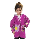 Kidorable PCOAT-BF Butterfly Rain Coat