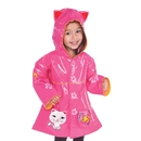 Kidorable PCOAT-CAT Lucky Cat Rain Coat