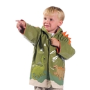 Kidorable PCOAT-DINO Dinosaur Rain Coat