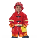 Kidorable PCOAT-FIRE Fireman Rain Coat
