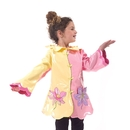 Kidorable PCOAT-LOTUS Lotus Flowers Rain Coat
