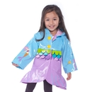 Kidorable PCOAT-MER Mermaid Rain Coat