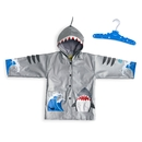 Kidorable PCOAT-SHARK Shark Rain Coat