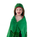 Kidorable TOWEL-FROG Frog Towel Green