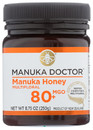 Manuka Doctor 94709 Honey Bio Active 80+, 8.75 OZ
