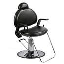 KELLER K1206 Aristo Reclining Salon Chair