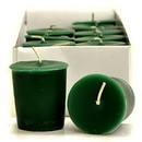 Keystone Candle 15hrPVot12-Balsam Balsam Fir Votive Candles