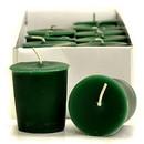 Keystone Candle 15hrPVot12-Balsam Balsam Fir Votive Candles