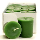 Keystone Candle 15hrPVot12-Bay Bayberry Votive Candles