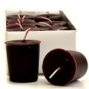 Keystone Candle 15hrPVot12-BlCherry Black Cherry Votive Candles