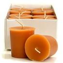 Keystone Candle 15hrPVot12-GandO Ginger and Orange Votive Candles
