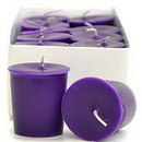 Keystone Candle 15hrPVot12-Lilac Lilac Votive Candles