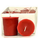 Keystone Candle 15hrPVot12-Mulb Mulberry Votive Candles