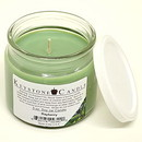 Keystone Candle 5ozSR-Bay 5 oz Bayberry Soy Jar Candles