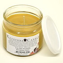 Keystone Candle 5ozSR-ChCakes 5 oz Christmas Cakes Soy Jar Candles