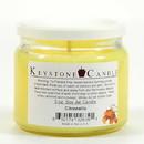 Keystone Candle 5ozSR-Citro 5 oz Citronella Soy Jar Candles