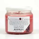 Keystone Candle 5ozSR-CranChut 5 oz Cranberry Chutney Soy Jar Candles