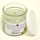 Keystone Candle 5ozSR-SandC 5 oz Sage and Citrus Soy Jar Candles