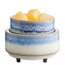 Keystone Candle CW-WD-HRZ Candle Warmer and Dish Horizon