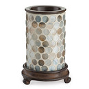 Keystone Candle CWTW-gmper Pearl Glass Illumination Tart Warmer