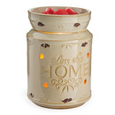 Keystone Candle CWTW-rwbthc Cream Bless This Home Tart Warmer