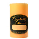Keystone Candle FT2x3-Creams Creamsicle 2x3 Pillar Candles