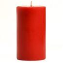 Keystone Candle FT2x3-MacApp Macintosh Apple 2x3 Pillar Candles
