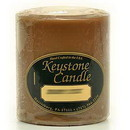 Keystone Candle FT3x3-CinnStick Cinnamon Stick 3x3 Pillar Candles