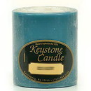 Keystone Candle FT3x3-FrRain Fresh Rain 3x3 Pillar Candles