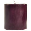 Keystone Candle FT3x3-Merlot Merlot 3x3 Pillar Candles