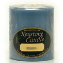 Keystone Candle FT3x3-Patch Patchouli 3x3 Pillar Candles