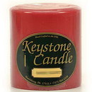 Keystone Candle FT4x4-FandM Frankincense and Myrrh 4x4 Pillar Candles